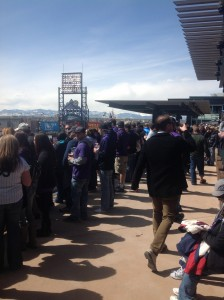 The Rooftop - Coors Field