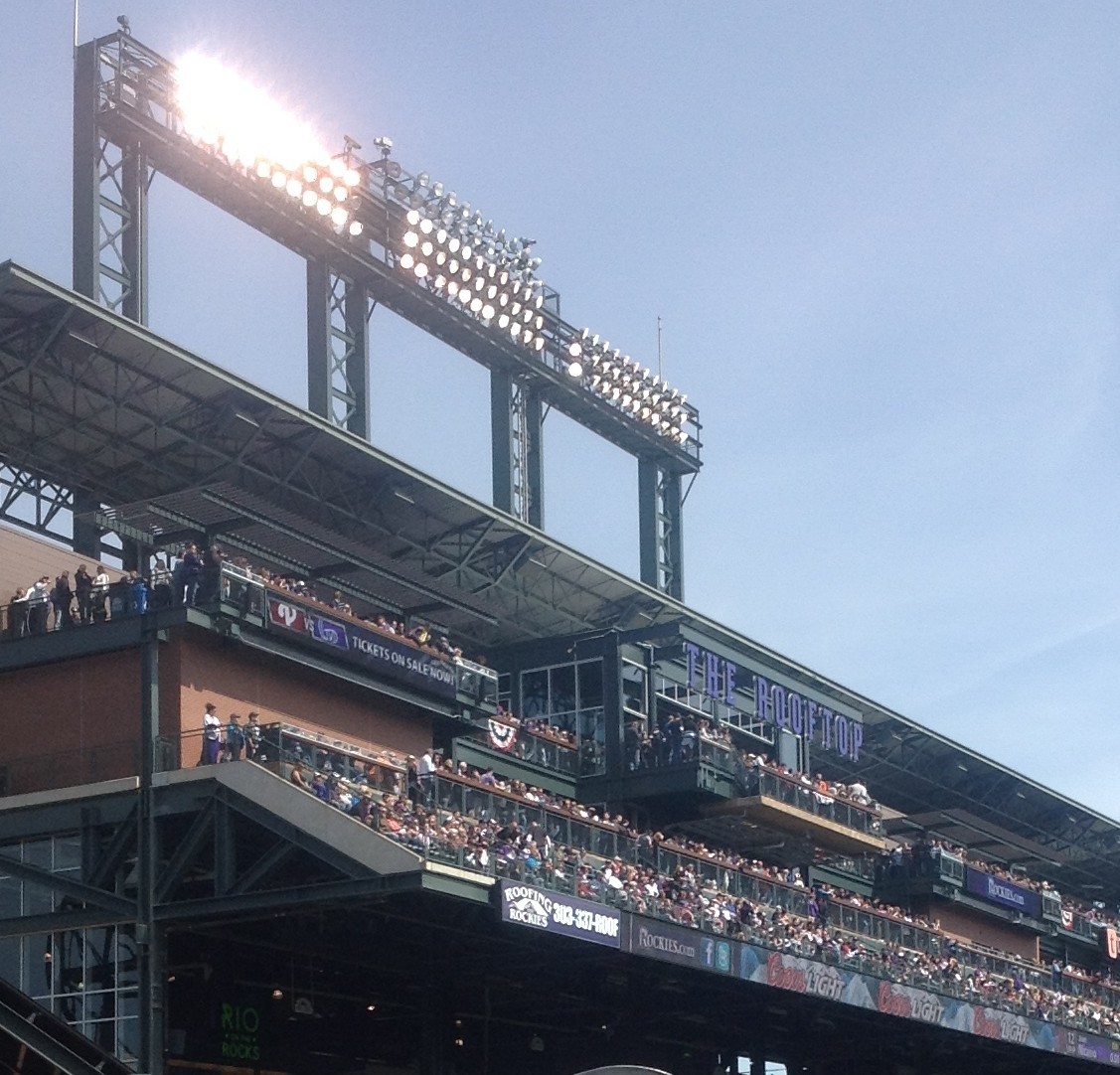 Coors Field Rooftop Review