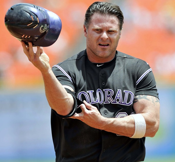 PEDs, Tainted Records, and the Colorado Rockies