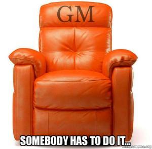 Armchair-GM