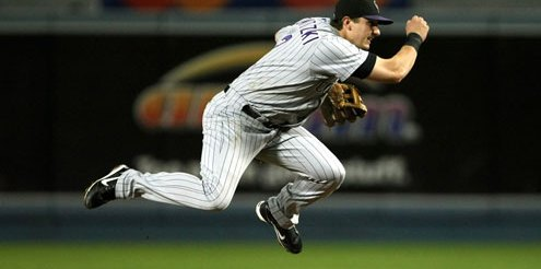 9fe0a9c4555 Troy Tulowitzki was supposed to be the Rockies  Derek Jeter. The number two  jersey