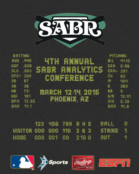 CU Boulder Team - 2015 SABR Analytics Diamond Dollars Competition