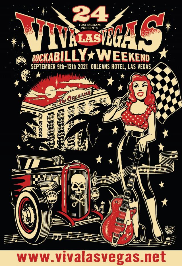 Viva Las Vegas Rockabilly Weekend