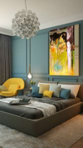 Cool modern bedroom design ideas 42