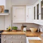Rustic And Classic Wooden Kitchen Cabinet 10