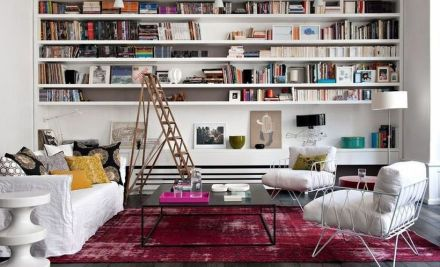 Home Library Design and Decorations Ideas 22
