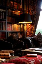 Home Library Design and Decorations Ideas 32