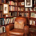 Home Library Design and Decorations Ideas 41