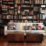 Home Library Design and Decorations Ideas 42