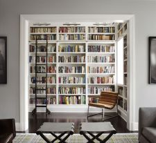 Home Library Design and Decorations Ideas 49