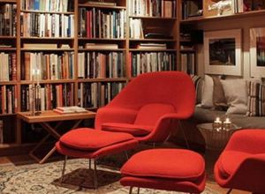 Home Library Design And Decorations