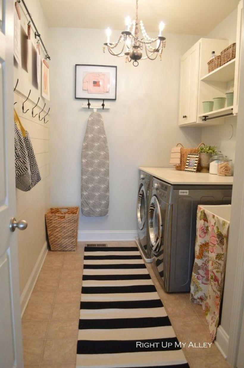 Awesome Laundry Room Design Ideas 8