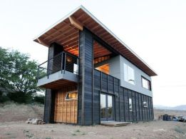 Best shipping container house design ideas 8