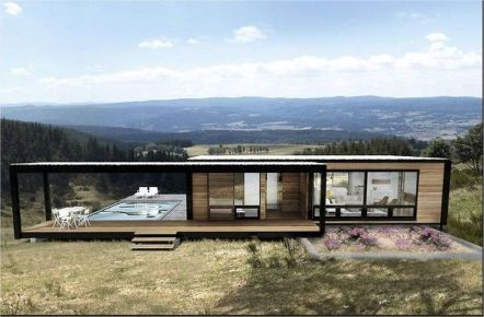 Best shipping container house design ideas 95