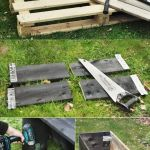 Amazing Creative Wood Pallet Garden Project 29