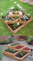 Amazing Creative Wood Pallet Garden Project 46