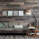 Artistic Pallet, Peel and Stick Wood Wall Design and Decorations 21
