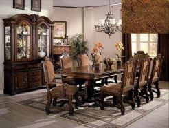 Glorious and Luxury Western Dining Room Design 33