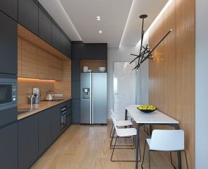 Modern and Contemporary Kitchen Cabinets Design Ideas 21