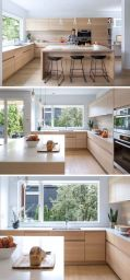 Modern and Contemporary Kitchen Cabinets Design Ideas 25