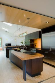 Modern and Contemporary Kitchen Cabinets Design Ideas 27