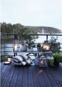 Amazing Rooftop Porch and Balcony Inspirations 52