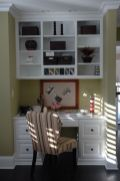 Awesome Built In Cabinet and Desk for Home Office Inspirations 25