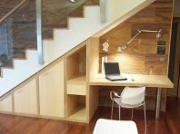 Awesome Cool Ideas To Make Room Under Stairs 23