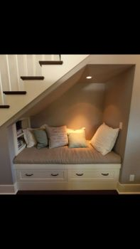 Awesome Cool Ideas To Make Room Under Stairs 25