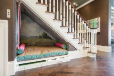 Awesome Cool Ideas To Make Room Under Stairs 31