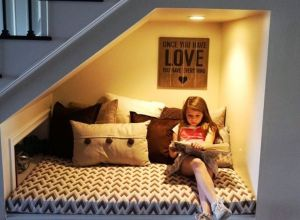 Awesome Ideas To Make Room Under Stairs