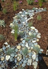 Inspiring Dry Riverbed and Creek Bed Landscaping Ideas 38