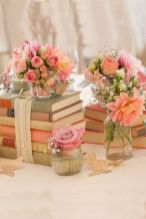 Spring Home Table Decorations Center Pieces 73