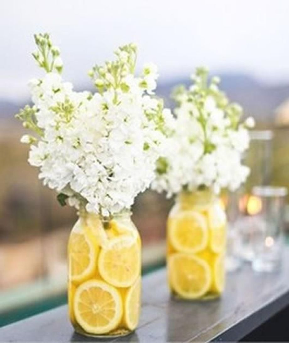 Spring Home Table Decorations Center Pieces 1