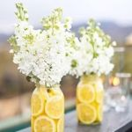Spring Home Table Decorations Center Pieces 75