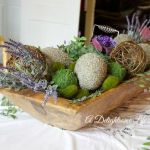 Spring Home Table Decorations Center Pieces 80