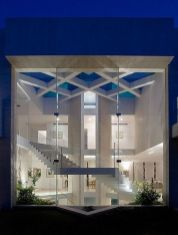 Stunning Glass Facade Building and Architecture Concept 43