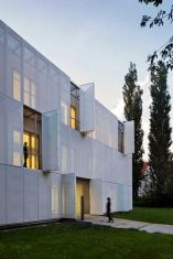 Stunning Glass Facade Building and Architecture Concept 45