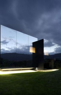 Stunning Glass Facade Building and Architecture Concept 48