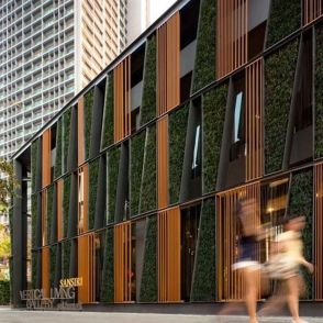 Stunning Glass Facade Building and Architecture Concept 59