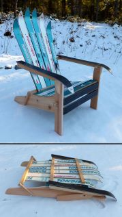 Amazing Chair Design from Recycled Ideas 74