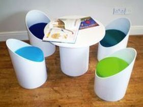 Amazing Chair Design from Recycled Ideas 9