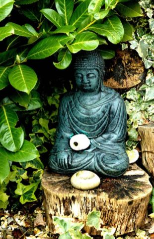 Awesome Buddha Statue for Garden Decorations 43