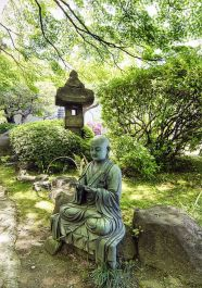 Awesome Buddha Statue for Garden Decorations 86