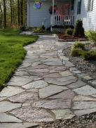 Front Yard and Garden Walkway Landscaping Inspirations 4