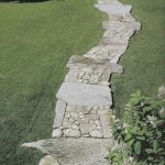 Front Yard and Garden Walkway Landscaping Inspirations 48