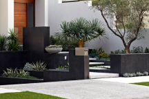 Modern and Contemporary Front Yard Landscaping Ideas 2