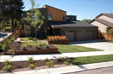 Modern and Contemporary Front Yard Landscaping Ideas 63