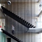 40 Awesome Modern Stairs Railing Design 15