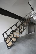 40 Awesome Modern Stairs Railing Design 4